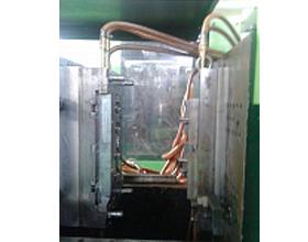 Пресс-формы для литья втулки подвески тормозного башмака