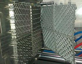 Пресс-форма для литья изделия покрытие напольное