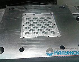 Пресс-форма для литья изделия мультилинза