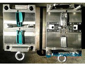 Пресс-форма для литья изделия «корпус щетки»