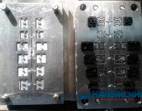 Пресс-форма для литья изделия «Заглушки»
