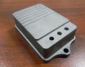 Пресс-форма для изделия из алюминия корпус