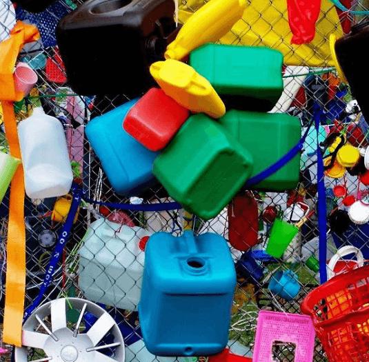 Виды пластмасс и их применение